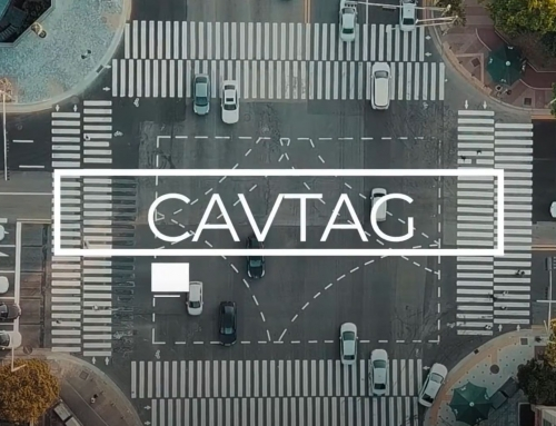 "CAVTAG ""No Signal, No Problem"""